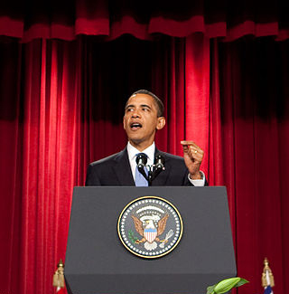 Barack Obama • Photo by Chuck Kennedy • WikiCommons