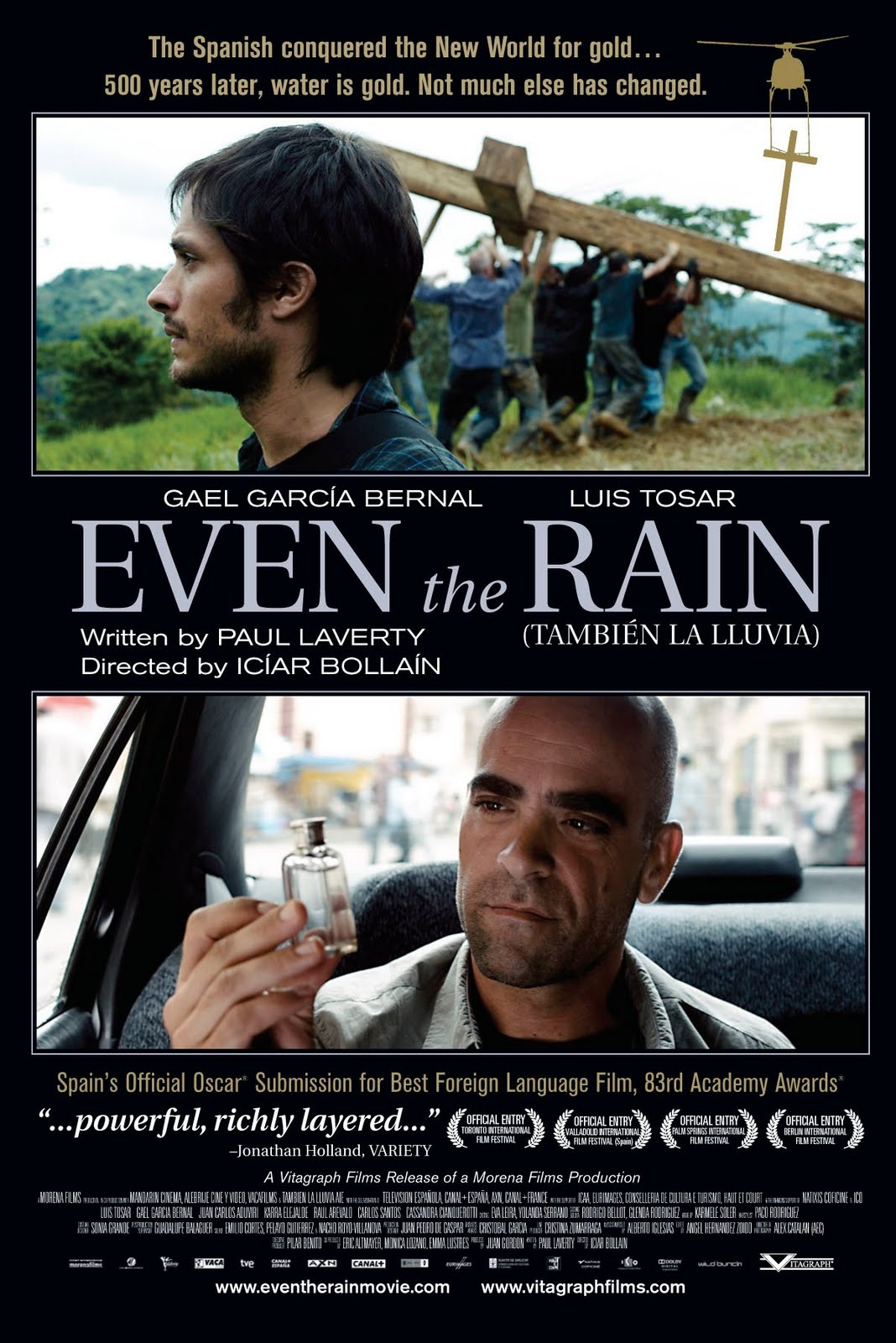 articles about howard zinn archives org film even the rain tambien la lluvia dedicated to howard zinn