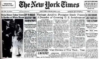 3 page essay on the vietnam war