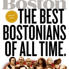 The 100 Best Bostonians of All Time
