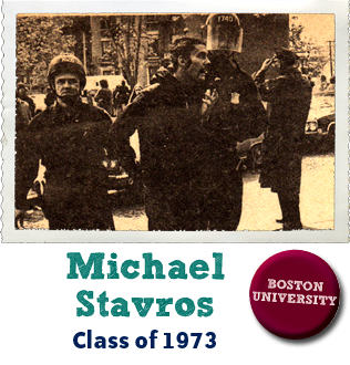 Howard Zinn, Our Favorite Teacher (Series): Michael Stavros