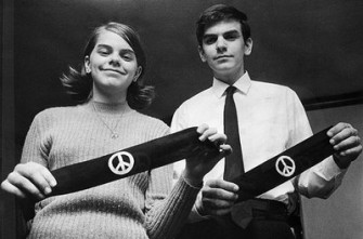 Mary Beth Tinker and Paul Tinker | HowardZinn.org