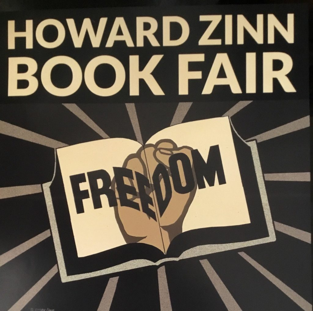 events org 2016 howard zinn book fair